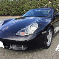 PORSCHE BOXTERの売却は、藤沢、茅ヶ崎、平塚、鎌倉、逗子なら査定から即日現金買取り可能な湘南の車買取りハッピーカーズへ