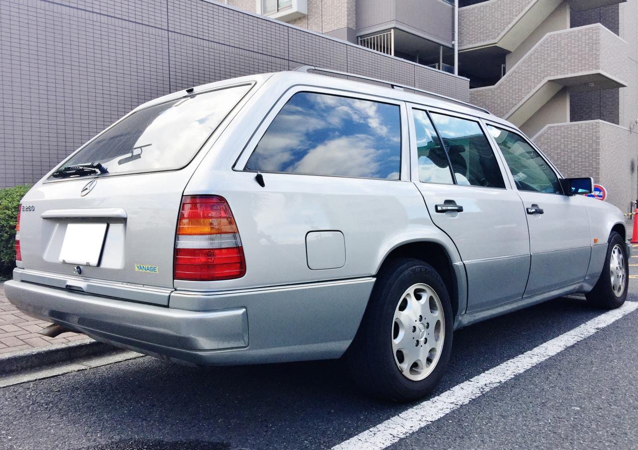 ベンツE280ワゴンを適正価格で売却するならハッピーカーズがおすすめです