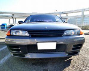 GT-Rの売却は、独自の輸出ルートを持ち、スカイラインR32 GT-R の相場に精通しているハッピーカーズへお任せ下さい