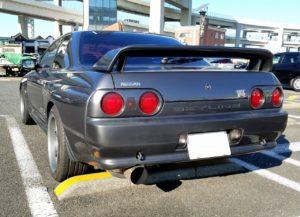 事故・修復歴ありのスカイラインR32 GT-Rならハッピーカーズが高額査定・高額買取りを約束します