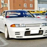 R32 スカイラインGT-Rの売却なら15分のスピード査定で即日現金買取り可能な車買取りハッピーカーズへ
