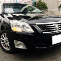 NZT260プレミオの売却は輸出向け中古車の相場に強いクルマ買取りハッピーカーズへ