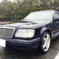 W124型メルセデスベンツE320の買取り相場高騰中!W124ベンツの売却はハッピーカーズへ