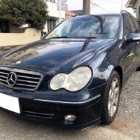 ベンツC200コンプレッサーワゴンの売却は、湘南地域を中心に全国で高額査定と評判の車買取りハッピーカーズへ