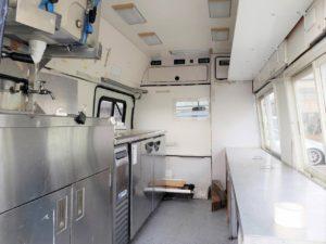 車買取りハッピーカーズならキッチンカーの架装内装改造部分まで合わせて高額査定