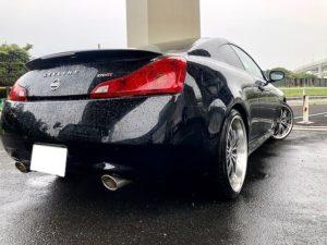 スカイライン 370GTの売却は色替え車でも高値買取と評判の車買取ハッピーカーズへ