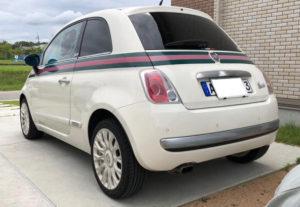 FIAT500の査定ならハッピーカーズにお任せください!高額査定間違いなし