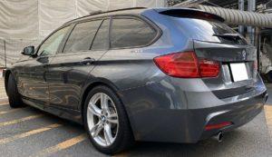 BMW320dMスポーツの売却は車買取りハッピーカーズがオススメです