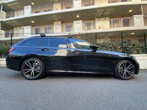 新型BMWに買い替えたくなったらディーラーの帰りにハッピーカーズへ連絡!BMW320ならMスポーツを特に高く買取中