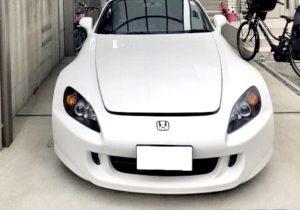 S2000前期型も後期型AP1型もクルマ買取りハッピーカーズなら高額査定