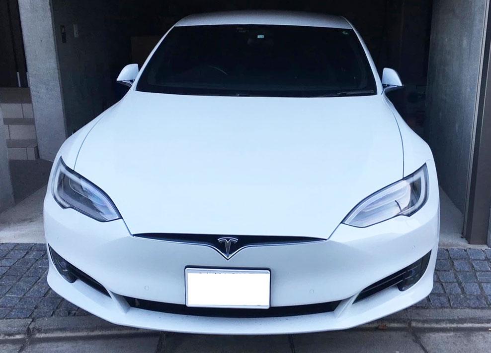テスラの売却は電気自動車でも高い査定と口コミで評判の車買取りハッピーカーズへ