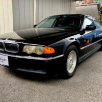 BMW7シリーズL7リムジンを高額査定・高額買取り